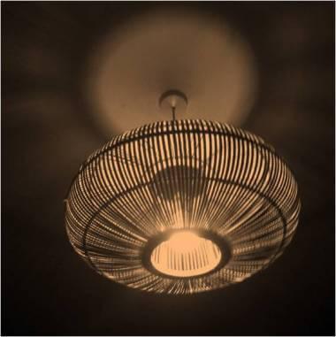 Handmade Wooden Lampshades