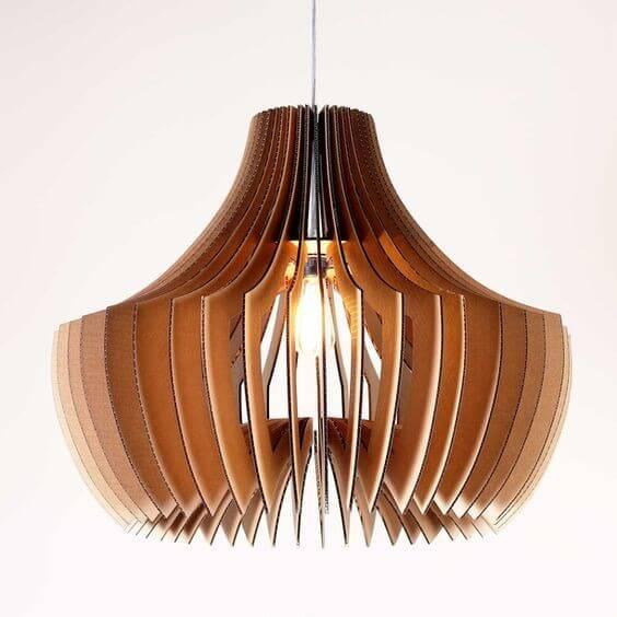 mushroom-shaped-lampshade
