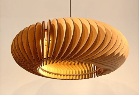 Turbine Lampshade