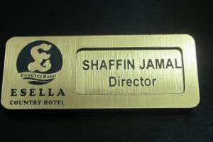 Reusable Name Tags Are Perfect in High Staff Turnover Environments