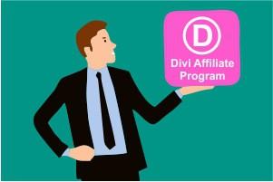 Divi Affiliate Marketing Program