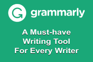 Grammarly Writing Tool is as valuable to English Writers as Gold