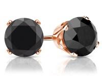 Black Diamond Earring For Guys 55 Black Square Earrings ...