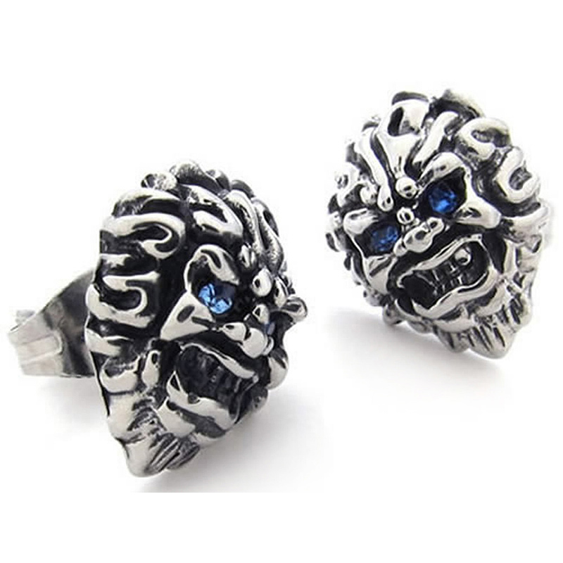 Unique Earrings For Men Keep The Shine Of Cool Earrings