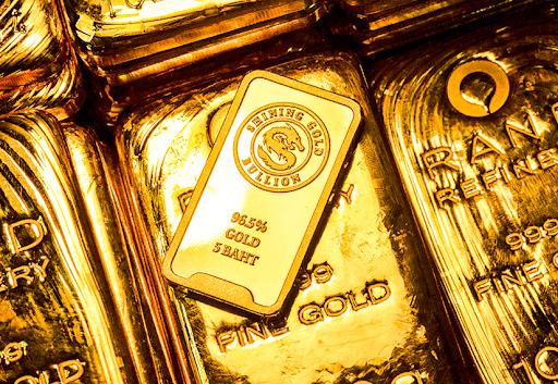 Shining Gold