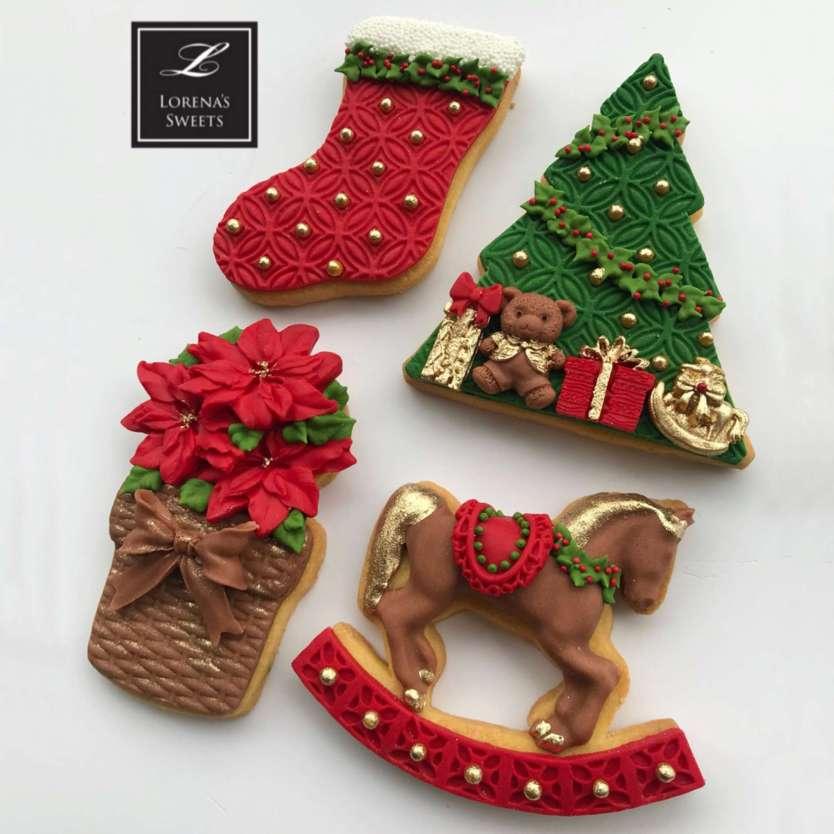 Dekorierte Kekse von Lorena's Sweets
