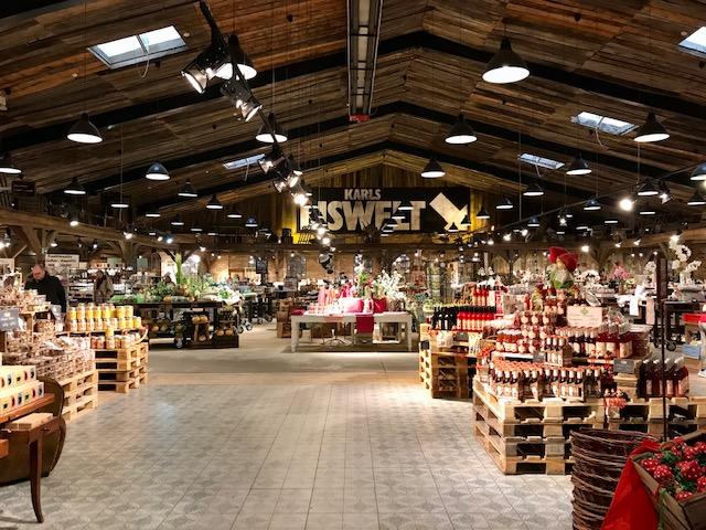 Schöne Verkaufsräume in Karls Erlebnisdorf