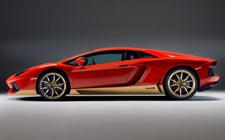 Lamborghini celebrates Miura Golden Anniversary with