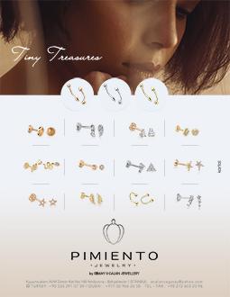 pimiento jewellery