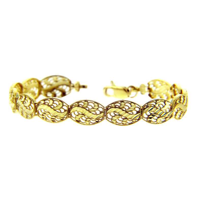 Versaille Bracelet in 9ct Gold
