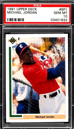 7 Most Valuable Baseball Cards from the 1990s