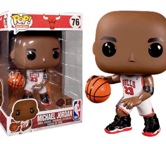 Michael Jordan Funko Pop