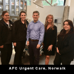 Interview with the AFC Urgent Care Team