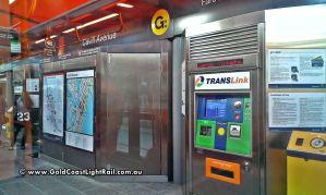 Cavill Avenue Station