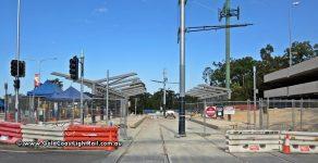 Griffith University Station - Gold Coast Light Rail