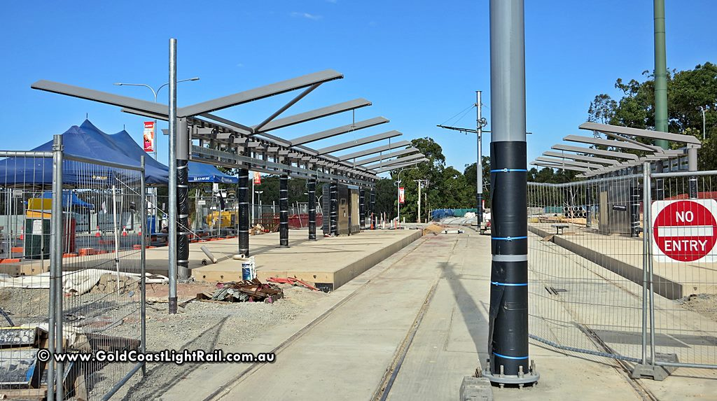 Griffith Univeristy Station - Gold Coast Light Rail