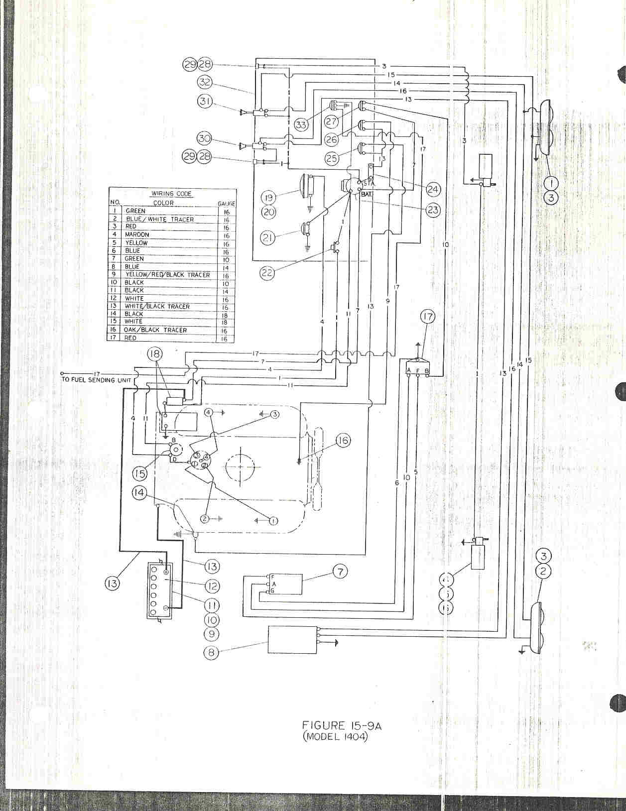 1968 Firebird Colored Wiring Diagram 81 2quot X 11quot