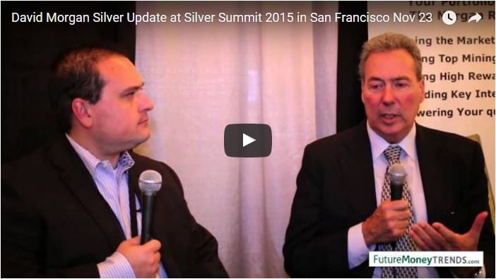 GoldCore: David Morgan Silver Outlook 2015