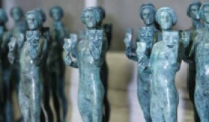 Who are the 38 presenters announced for Sunday's SAG Awards 2020 ceremony?