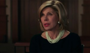 Emmy spotlight: Christine Baranski punches back and then some on Season 3 of CBS' 'The Good Fight'