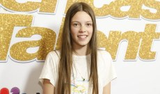'America's Got Talent': Courtney Hadwin signs record deal with Simon Cowell's blessing