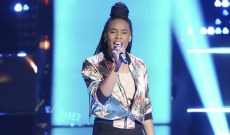 Sorry Reagan Strange, Kennedy Holmes deserves her place in 'The Voice' final say 61% of viewers