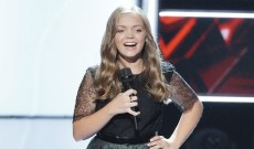 Sarah Grace wows 'The Voice' with bluesy Harry Styles cover during Top 8 night for Team Kelly Clarkson [WATCH]