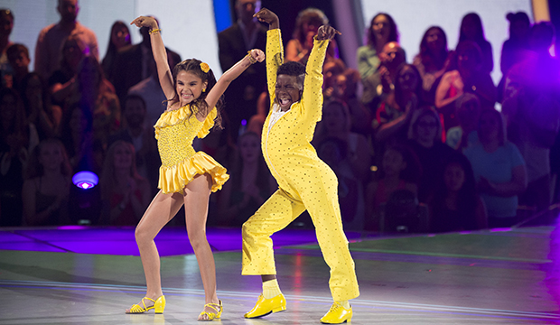 Dancing With The Stars Juniors Week 2 Dances See Who S