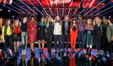 'The Voice' power rankings: Top 13 artists from best to worst for Season 15 after first live eliminations