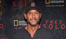 Tim McGraw ('Free Solo' songwriter): Breathtaking documentary offered him 'inspiration' on 'overcoming obstacles in your life' [EXCLUSIVE VIDEO INTERVIEW]