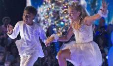 Miles Brown's hip-hop 'Sleigh Ride' freestyle was a 'Dancing with the Stars: Juniors' showstopper [WATCH]