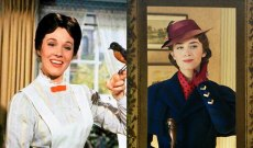 'Mary Poppins' earned a lucky 13 Oscar nominations: How will 'Mary Poppins Returns' do on Tuesday?