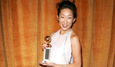 Golden Globes flashback: Sandra Oh felt like 'someone set me on fire' after win for 'Grey's Anatomy' [WATCH]