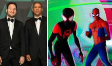 'Spider-Man: Into the Spider-Verse' directors on the 'head-spinning' awards for their ambitious superhero film [EXCLUSIVE VIDEO INTERVIEW]