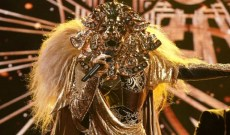 'The Masked Singer' Lion is 'Feeling Good' after judges' comments: 'This lion is going to win!' she roars [WATCH]