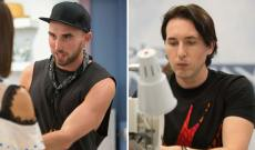 Sean Kelly climbs over Dmitry Sholokhov in our 'Project Runway All Stars' predictions