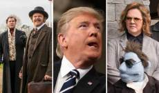'Holmes and Watson' and Trump and McCarthy win at the Razzie Awards, but it wasn't all bad news