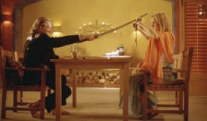28% say that 'Kill Bill' is 1 film since both parts were shot at the same time — BUT a total 39% insist it is 2  [POLL RESULTS]