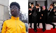 Lil Nas X and Billy Ray Cyrus's 'Old Town Road' still on top in the US, while BTS makes history for Korea