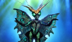 'The Masked Singer' spoiler: The Butterfly is …