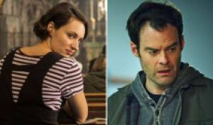 Emmy acting contenders Phoebe Waller-Bridge and Bill Hader predicted to win for writing and directing too