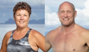Will these 2 AARP-eligible contestants of 'Survivor Season 39: Island of the Idols' defy the show's ageism? [POLL]