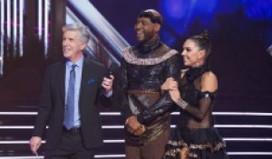 Karamo says 'Dancing with the Stars' champ Hannah Brown was 'perfectly designed for that dance floor'
