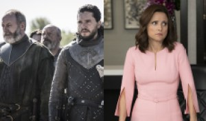 Can 'Game of Thrones' and 'Veep' queen Julia Louis-Dreyfus at last strike gold at the Golden Globes?