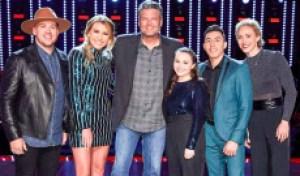 Which Team Blake Shelton artist do YOU hope wins 'The Voice': Ricky Braddy, Cali Wilson, Gracee Shriver, Kat Hammock,Ricky Duran? [POLL]
