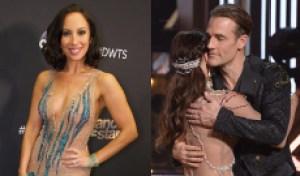 Cheryl Burke: The 'Dancing with the Stars' judges were 'so harsh' on James Van Der Beek