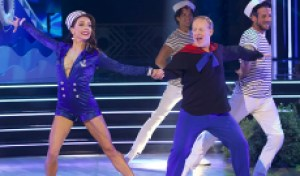 Sean Spicer will perform with Jenna Johnson again on 'Dancing with the Stars' as Lindsay Arnold mourns her mother-in-law