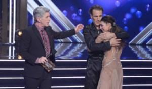 """'Dancing with the Stars"""" Emma Slater on James Van Der Beek's shocking elimination: 'I wish I could've protected him'"""