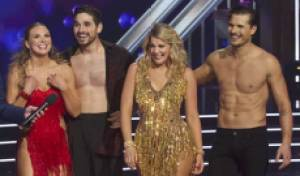 'Dancing with the Stars' recap: Joey Fatone joined 'Boy Band and Girl Group Night,' but who was sent home? [UPDATING LIVE BLOG]
