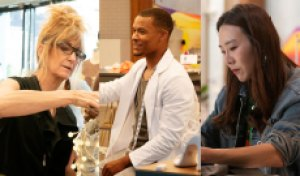 Will Nancy, Delvin or Dayoung finally win a 'Project Runway' challenge, or will they be shown the door?